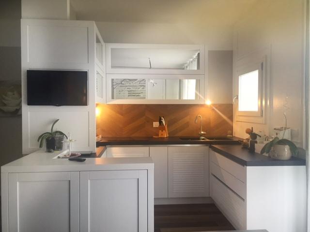Mobili su misura nespoli cucine - Anta cucina laminato ...